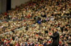 Rodgers banking on Anfield form to lead Reds to Premier League title