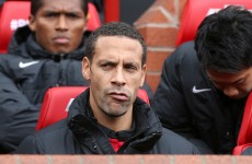 Rio Ferdinand keen to stay at United as future in the balance