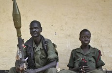 UN: South Sudanese rebels broadcast calls to rape rival groups
