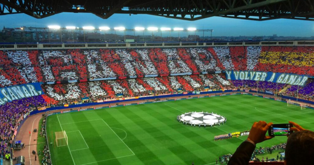 SNAPSHOT: Supporters in Munich and Madrid show off stunning tifos