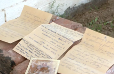 Builders surprise man with 1966 time capsule hidden by his late wife