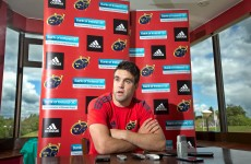 'Completely sick of it': Murray determined to raise Munster's form back onto an even keel