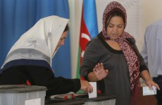 We spent €35k last year monitoring elections in Tajikistan, Armenia and Azerbaijan