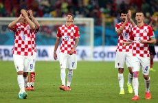 Croatia's early exit, the great Davor Suker and comparisons with Ireland