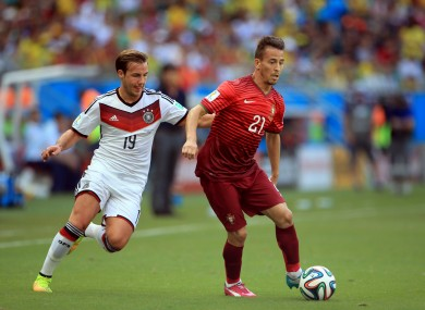 As it happened: Germany v Portugal, World Cup Group G