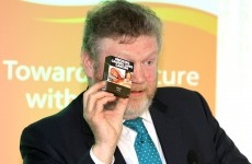 James Reilly wants cigarettes to cost €1 each