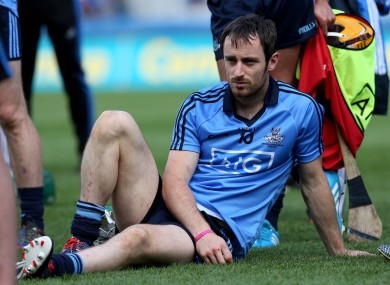 Ryan O'Dwyer was substituted in the first half as Dublin disappointed against Kilkenny.