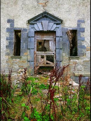 Hidden Ireland Abandoned And Ruined Big Houses