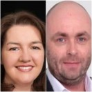 Orla Hegarty & Dr Lorcan Sirr